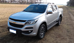 CHEVROLET PICK-UP S10  2.8 HIGH COUNTRY 4X4 AT